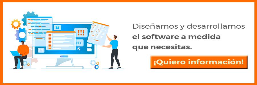 Servicio de desarrollo de software a medida